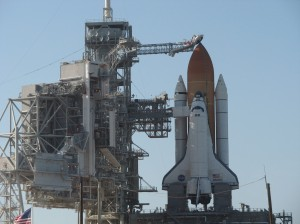 Atlantis on the Pad!