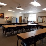 Another class overview from entry door