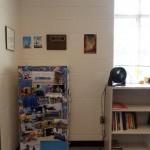 Filing cabinet photo area