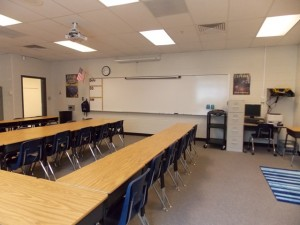 22 Front of Class