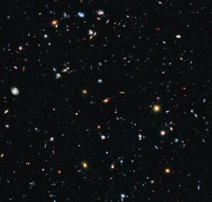 Hubble Ultra Deep Field from hubblesite.org