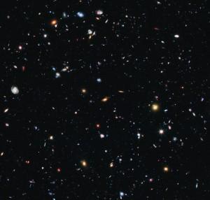 Hubble Ultra Deep Field from hubblesite.org