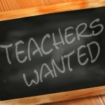 teachers wanted
