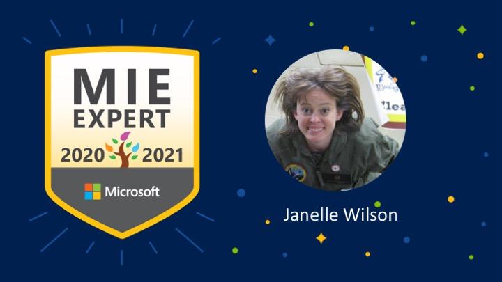 MIE Expert Social Janelle